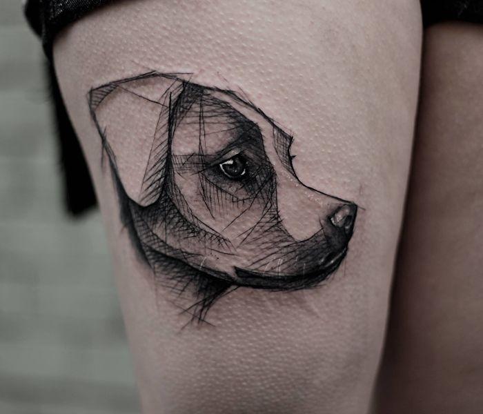 Significato tattoo completo i significati di tutti i tatuaggi tatuaggi cane significato altavistaventures Gallery