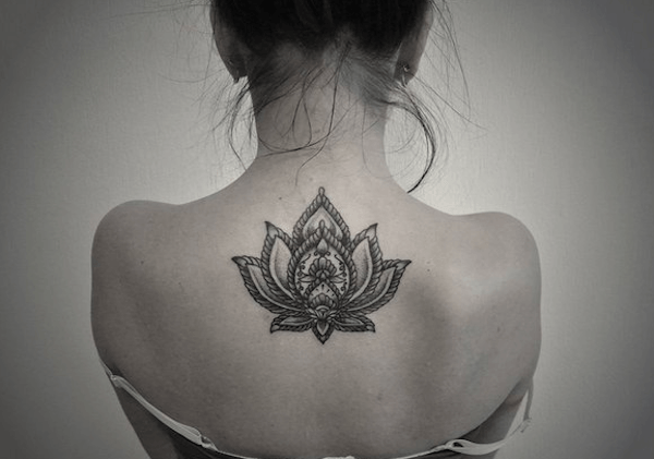 tatuaggio fiore di loto significato
